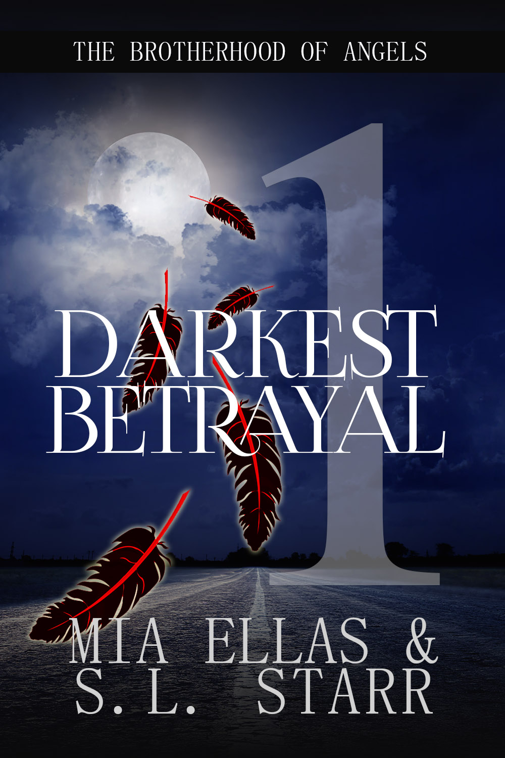 darkest betrayal 1